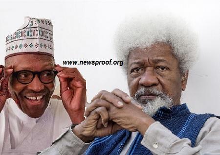 Soyinka Buhari