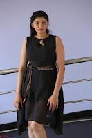 Khanishka new telugu actress in Black Dress Spicy Pics 44.JPG