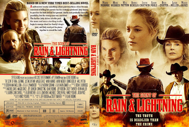 The Scent Of Rain & Lightning DVD Cover