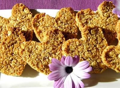 ciasteczka bezglutenowe z amarantusem