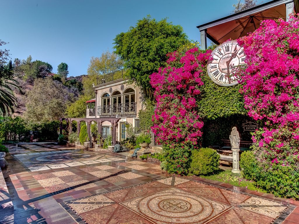 Image result for houdini estate in los angeles