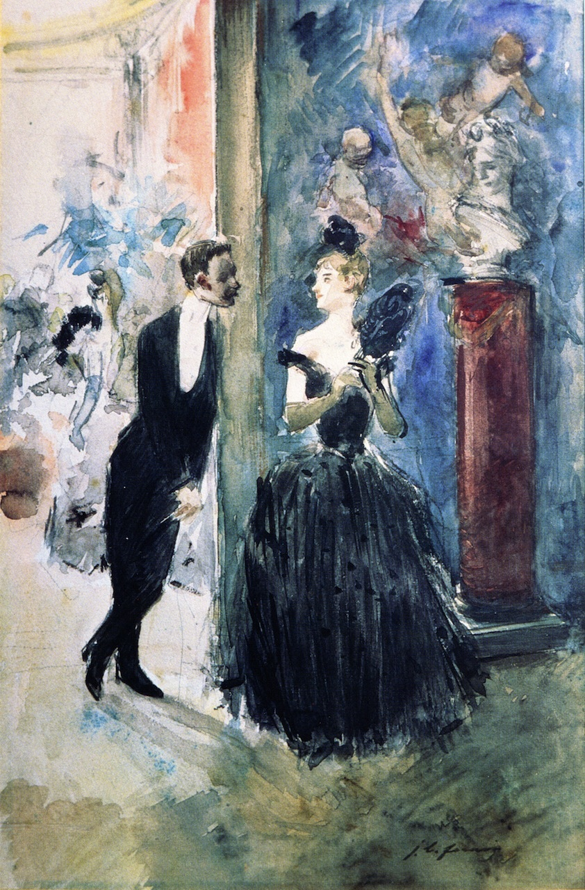 Рaаштинки РїРѕ запшосђ ball by jean-louis forain