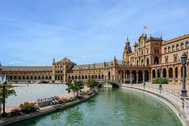 Plaza de Espana: Sevilla