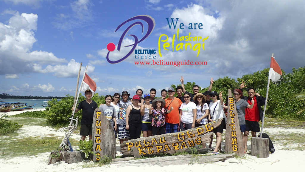 Paket Wisata Belitung Non Meal ( 2D1N )