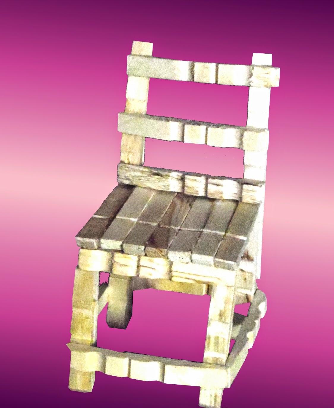 l 39 angolo di daggry come fare una sedia con le mollette
