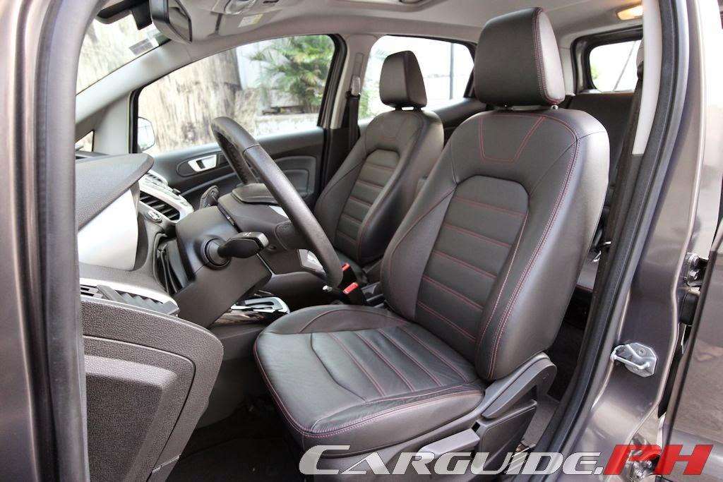 Review 2014 Ford EcoSport 15 Titanium