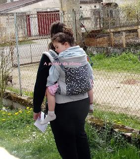 porte-bambin Beco toddler portage porte-bébé préformé fullbuckle