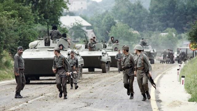 Jugoslawienkrieg: Immer noch vermisste - auch aus Mazedonien