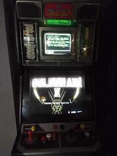 joystick bar praga arcade sega