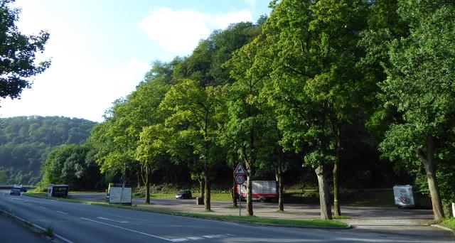 Pernocta en Hattingen