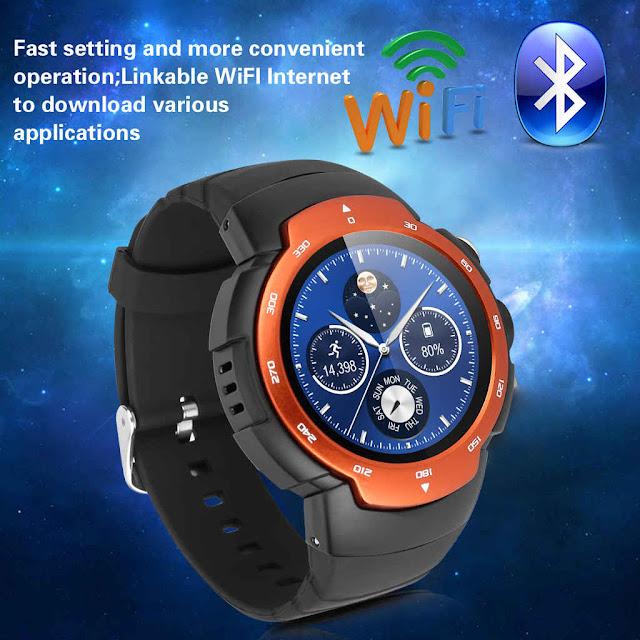 Zeblaze blitz 3G Smarttwatch