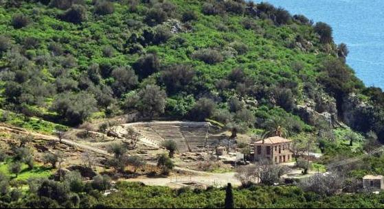 Από το μικρό θέατρο Επιδαύρου η εκκίνηση του Επιδαύριου Δρόμου 15χλμ