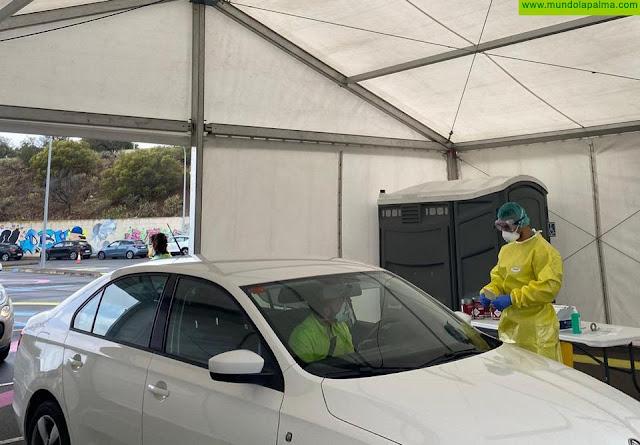 Canarias ha realizado test de coronavirus COVID-19 a casi 8.000 personas