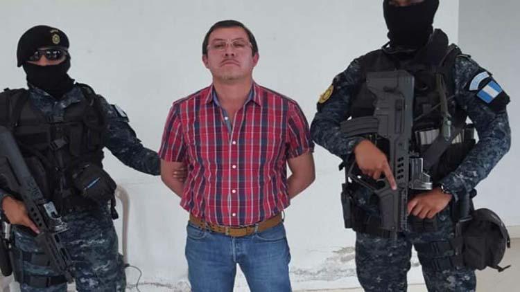 """CAPTURAN A """"DON ELMER"""" EL PRINCIPAL CONTACTO DE """"EL CHAPO"""" GUZMÁN EN GUATEMALA."""