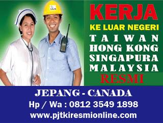 PJTKI, JAKARTA, RESMI, DISNAKER, BNP2TKI