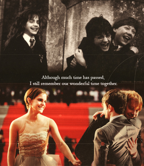 Great White Snark July 60 Stunning Harry Potter Quote About Friendship
