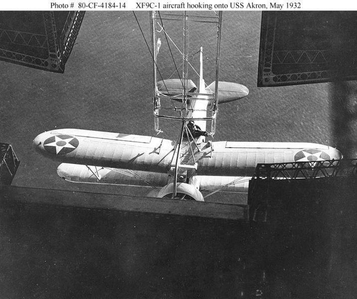 超自然筆記: 美國海軍的空中母艦