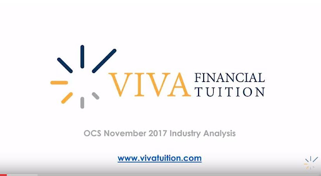 Industry Analysis OCS November 2017 Struans Pre seen Preview from VIVA - CIMA