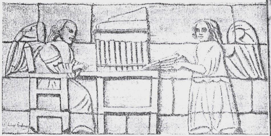 Dibujos De Las Misiones: Asociación Tomás De Herrera: El Órgano En Las Misiones