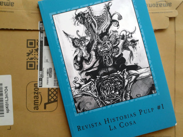 Revista Historias Pulp