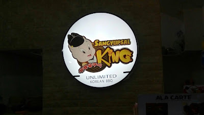 Pigging Out at Samgyupsal King's Unli BBQ