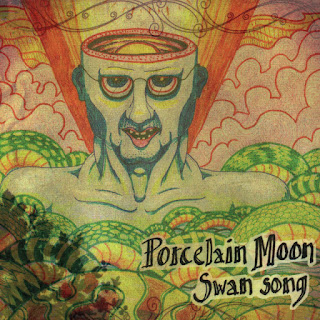 Porcelain Moon Swan Song