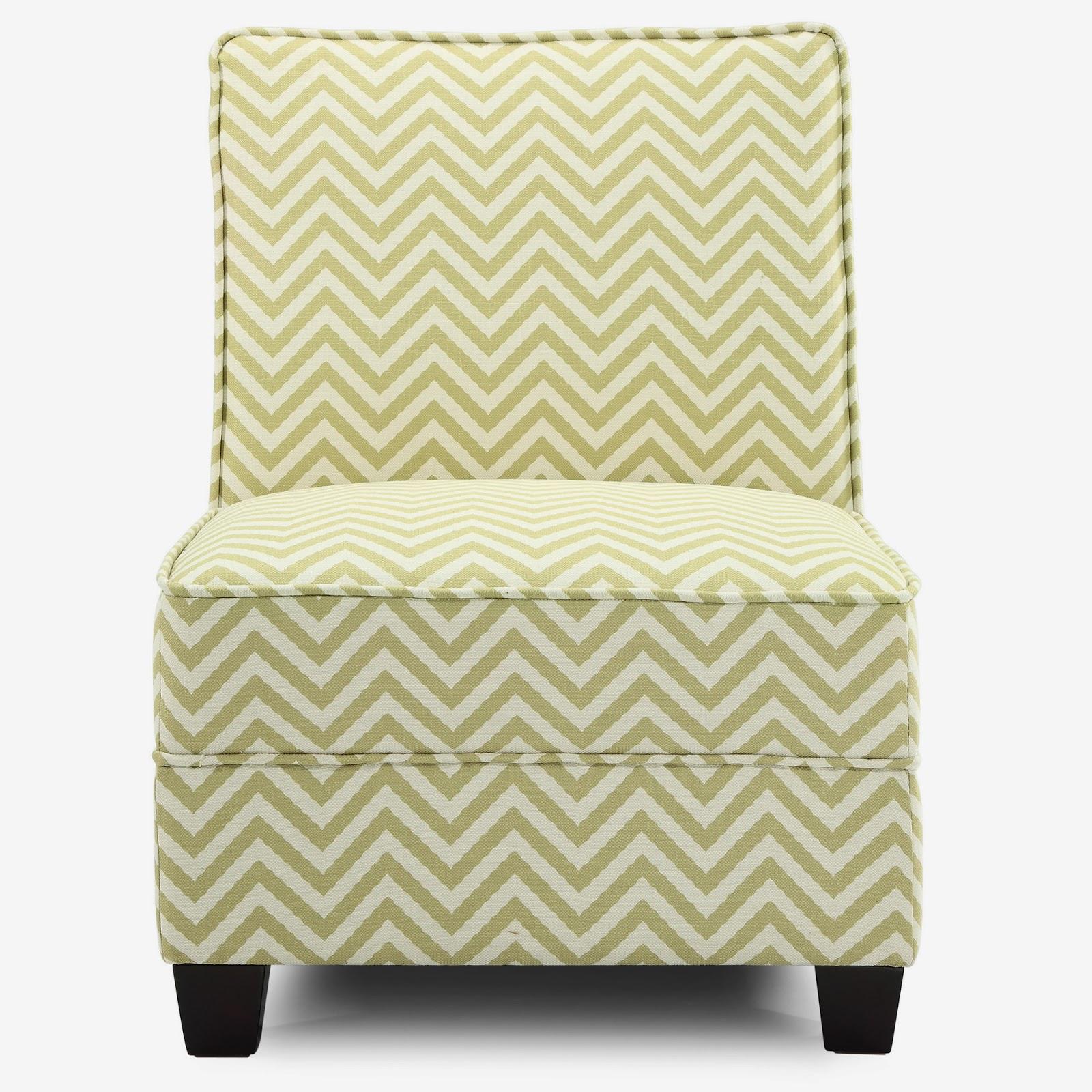 Sybaritic Spaces: Hi Lo Slipper Chair