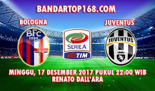 Prediksi Bologna vs Juventus 17 Desember 2017