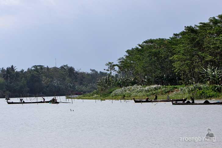 [CoC Regional: Lokasi Wisata] Sungai Serayu Banyumas, Menantang...