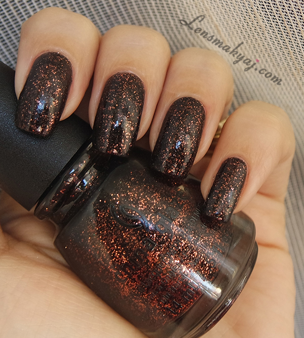 China Glaze Getting to Gnaw You