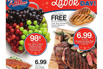 Dillons Weekly Ad August 29 - September 4, 2018