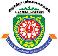 Alagappa University Question Paper