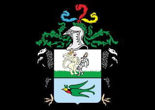 Departamento de Huanuco Peru Logo Vector