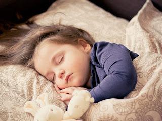 tidur anak