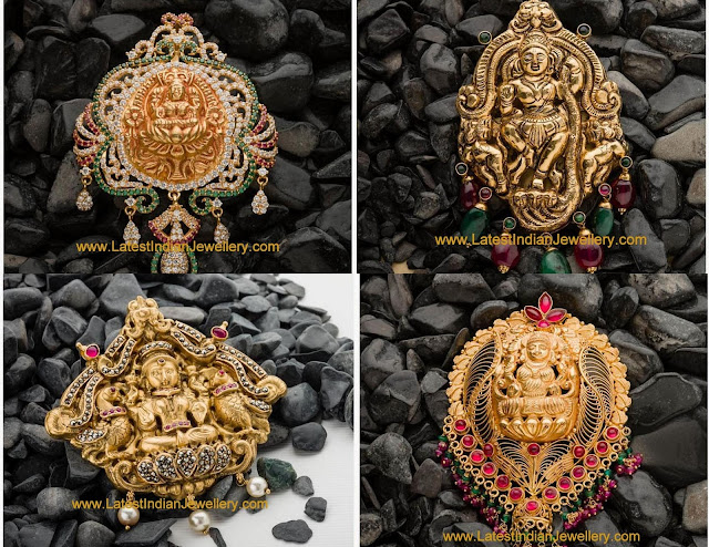 Lakshmi Pendants Collections