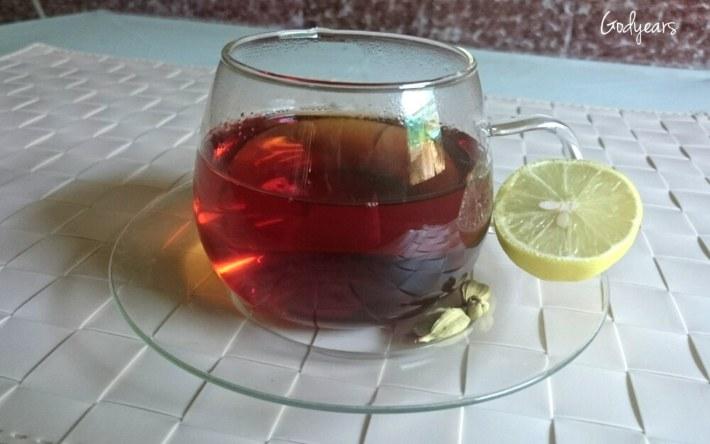 Sulaimani tea - 75 Indian Keto diet options