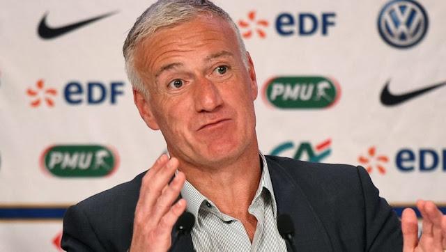 La probable liste des 23 de Didier Deschamps