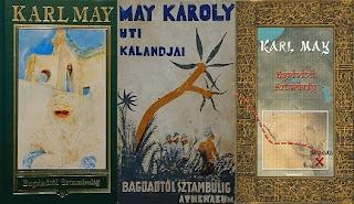 Bagdadtól Sztambulig regény
