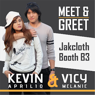 meet and greet kevin aprilio and vicy