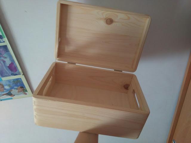 DIY Caja de costura