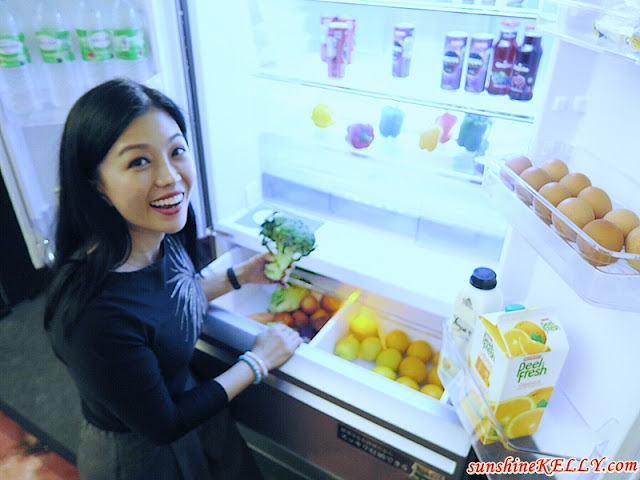 Mitsubishi Electric LX Grande Refrigerator More Than Just A Food Storage