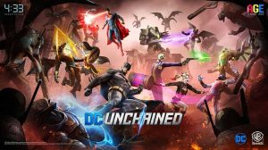 DC Unchained Apk terbaru Android