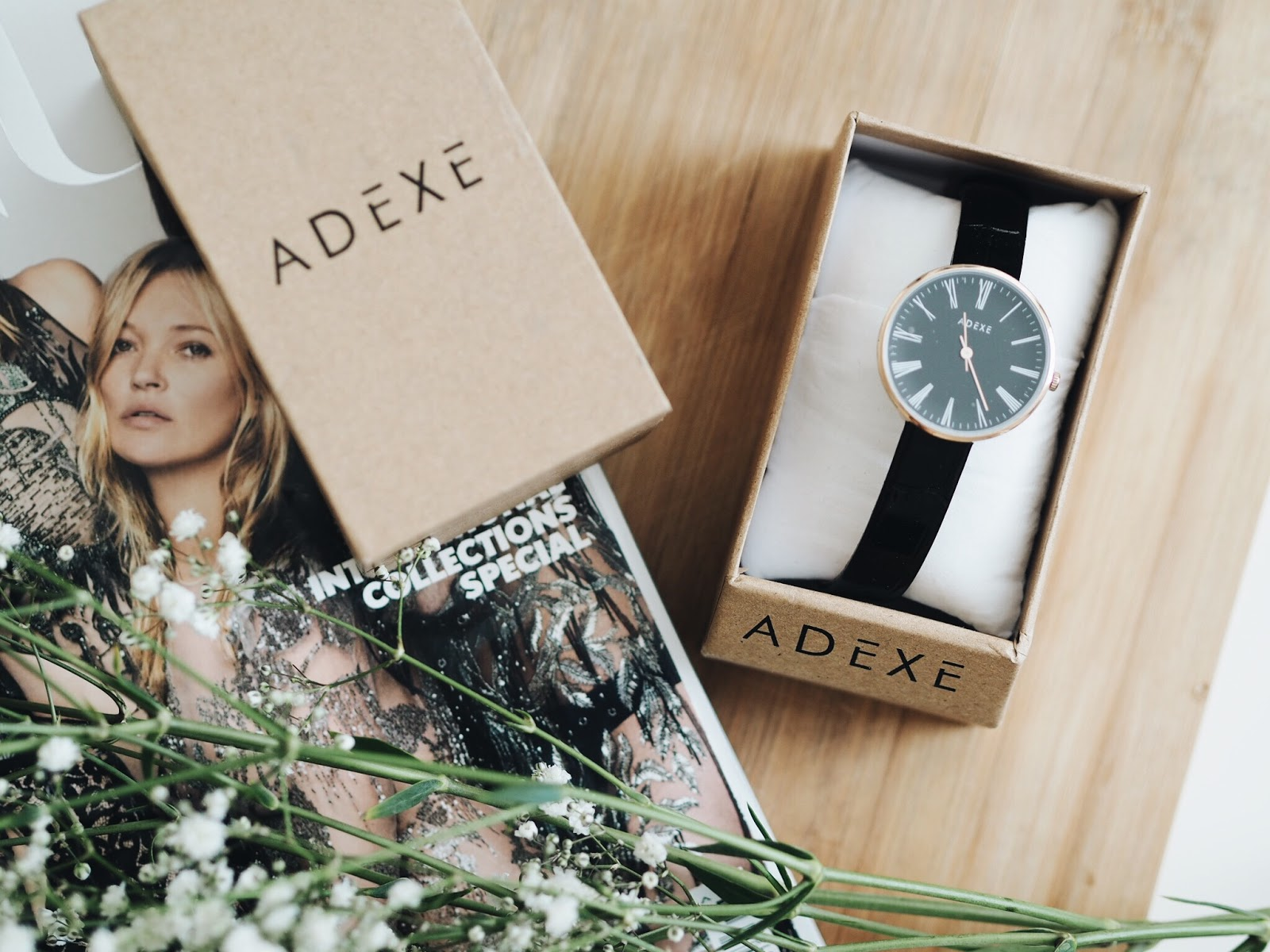 ADEXE Watches Packaging
