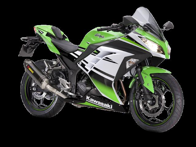 Kelebihan dan Kekurangan Kawasaki Ninja 300 Terbaru