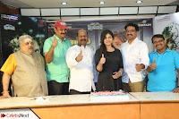 Anjali in Black Short Dress at Chitrangada Movie Success Meet ~  003.JPG