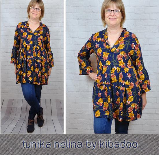 Boho-Tunika Nelina by Kibadoo
