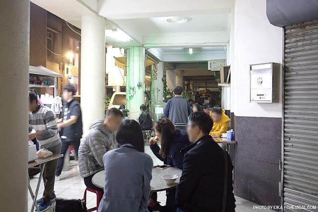 MG 1208 - 阿斗伯冷凍芋,許多台中人下午茶與宵夜的首選,烤吐司、熱豆花、番茄切片經典好吃