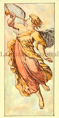 Tarot de Mitelli: El Juicio