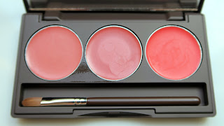 Louise Young Pink Lip Trio in Pin Up
