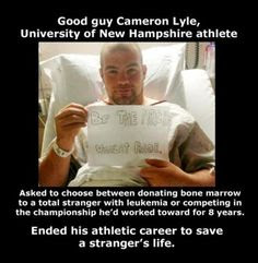 Loving Quotes that Will Restore: good guy Cameron Lyle,
